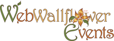Webwallflower Events logo