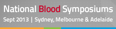 National Blood Symposium - Adelaide
