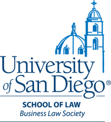 USD School of Law Business Law Society logo