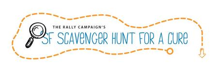 The RALLY Campaign Presents: Scavenger Hunt for a Cure