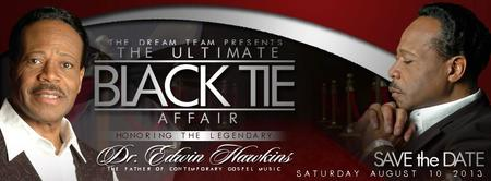 The Ultimate Black Tie Affair: Honoring The Legendary Dr. Edwin...