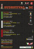SUDESTIVAL IN DC - Italian Film Festival (First Edition)