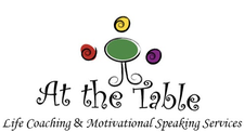At the Table Life Coaching & Motivational Speaking Services LLC logo