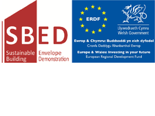 Sustainable Building Envelope Demonstration Project (SBED) logo