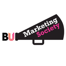 BU Marketing Society logo