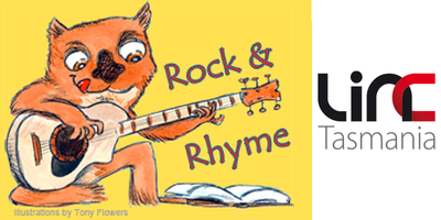 Rock and Rhyme for Kids @ Huon LINC