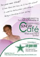Exponential Living's® Sunday Cafe