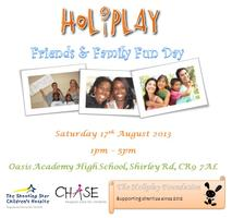 Holiplay Friends & Family Fun Day