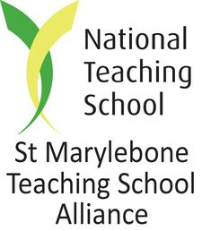 The St Marylebone Teaching School Alliance logo