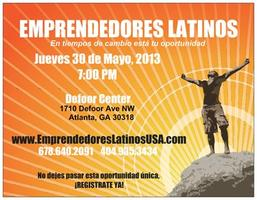 """Emprendedores Latinos USA"" Forum, Atlanta 2013"
