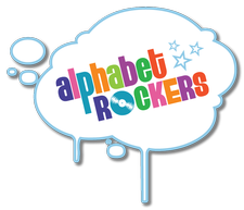Alphabet Rockers logo
