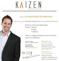 LA PSYCHOLOGIE DU LEADERSHIP