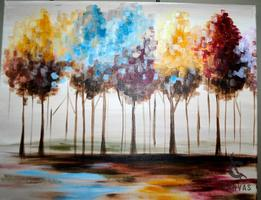 Paint and Sip with CANVAS at the Woodmark!