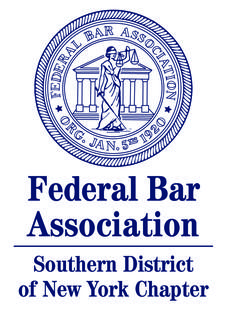 Federal Bar Association, Southern District of New York Chapter logo