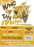 King of the Spring Hosted by PA Swag & Team 412