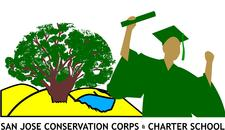 San Jose Conservation Corps & Charter School logo