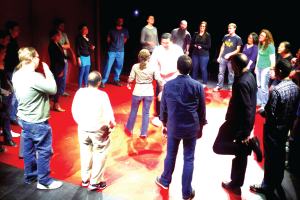 LEVEL 1A - Foundations of Improv