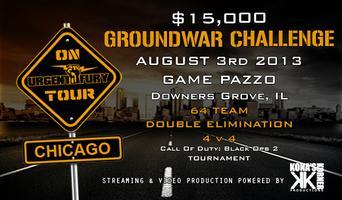 Urgent Fury on Tour $15K GroundWar Challenge on...
