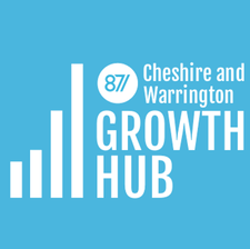 Cheshire and Warrington Growth Hub logo