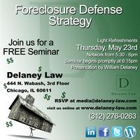 Foreclosure Defense Strategy