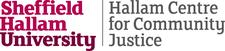 Hallam Centre for Community Justice, Sheffield Hallam University logo