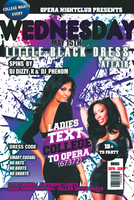 Little Black Dress Affair | 18+  | 5.15.13