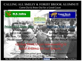 North Forest Community Fundraiser