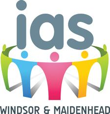 Information, Advice and Support (IAS) Service for Windsor and Maidenhead logo