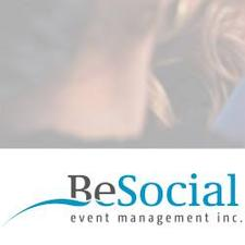 BeSocial Event Management Inc.  logo