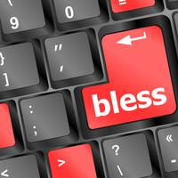 Blessing others with your online presence! Social...
