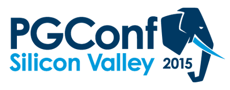 PGConf Silicon Valley 2015
