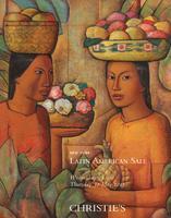 ULPArte™: Christie's Latin American Art Sale Viewing...