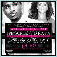 Grey Goose Cherry Noir Presents :: An All White Affair...