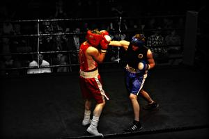 2013 BC Boxing Provincial Tournament at Olson's Gym