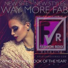 Fashion Roxx Magazine  logo