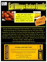 Eat Wings Raise Funds