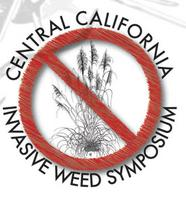 15th Annual Central California Invasive Weed Symposium