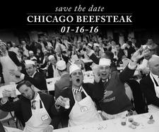 The Chicago Beefsteak logo