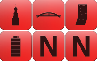 ICT Netwerk Nijmegen logo