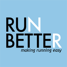 RUN BETTER logo