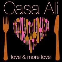 Casa Ali _ 25th May Vegetarian menu dinner