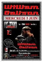 LE SHAG BAND INVITE WILLIAM GALLISON