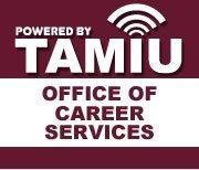 TAMIU's Office of Career Services logo