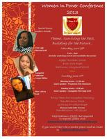 "Women In Power Conference 2013 - ""Surviving the Past, Building..."