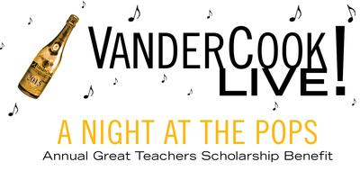 VanderCook College of Music's A NIGHT AT THE POPS