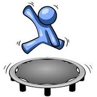 Trampoline Party! Saturday June 22, 2013