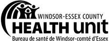 Windsor-Essex County Health Unit and Windsor Essex Community Health Centre logo