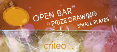 Criteo Pre Party at ROE LOUNGE during ad:tech SF