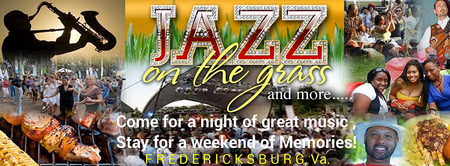 Jazz on The Grass - June 15, 2013