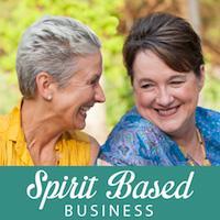 Spirit Based Business: Dawn Doherty & Larendee Roos logo